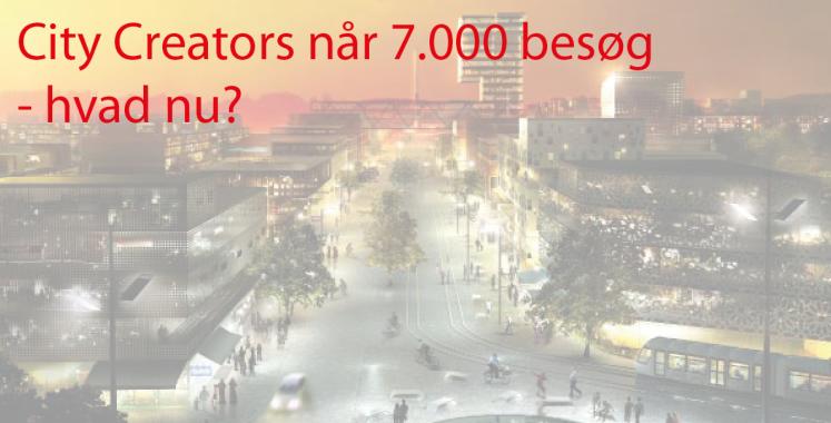 7.000 besøg