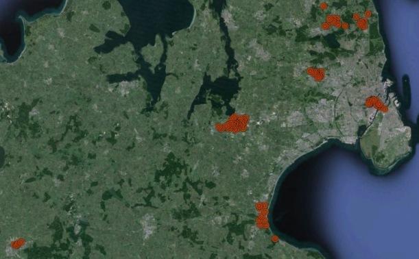 City Sense Sjælland Blog