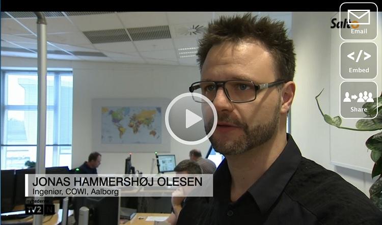 City Sense i Aaæborg City