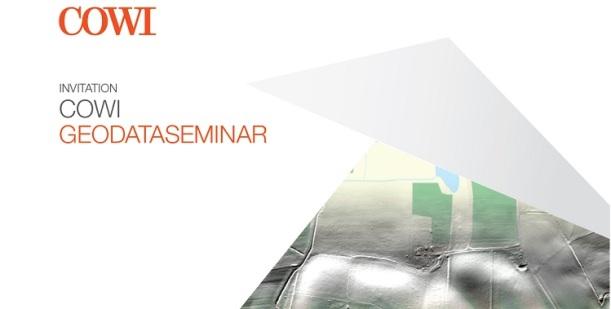 Seminar om Geodata