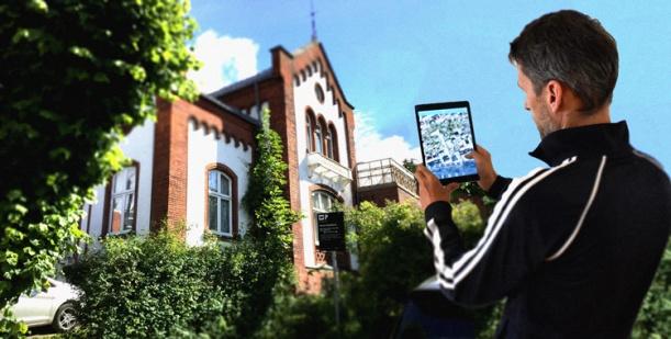 Brug af COWI's app til SAVE-registrering af bygninger