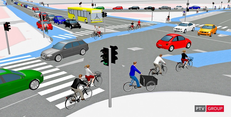 ptv-group_ptv-vissim_modelling-cyclists-city-of-copenhagen