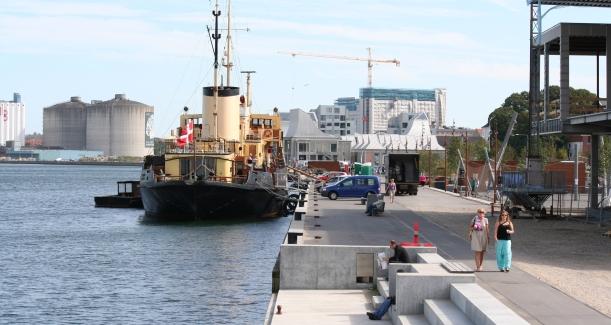 Aalborg Havnefront 2009